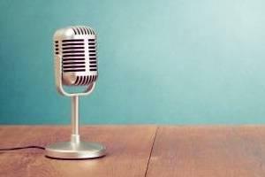 comprar micrófono vintage estilo retro